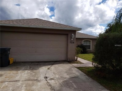 726 Pelican Court, Poinciana, FL 34759 - MLS#: S5008825