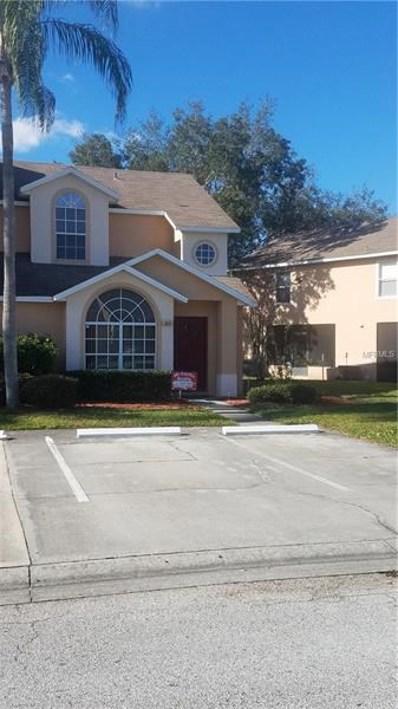 1614 Sanibel Drive UNIT 164, Kissimmee, FL 34741 - MLS#: S5008828