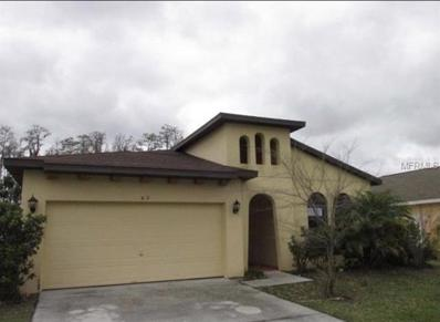 2615 Eagle Cliff Drive, Kissimmee, FL 34746 - MLS#: S5008909