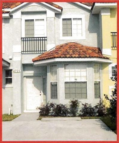4721 Hemingway House Street, Kissimmee, FL 34746 - #: S5008969