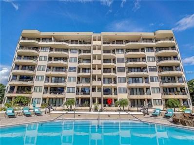 401 E Robinson Street UNIT 104, Orlando, FL 32801 - MLS#: S5008993