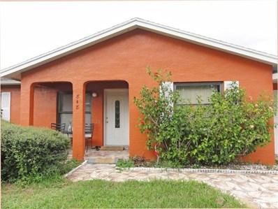 848 W Birchwood Cir, Kissimmee, FL 34743 - MLS#: S5009006