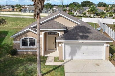 336 Prince Charles Drive, Davenport, FL 33837 - MLS#: S5009761
