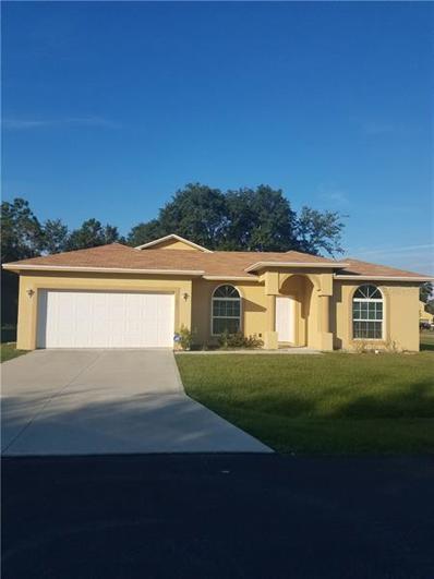 1001 Puget Lane, Kissimmee, FL 34759 - MLS#: S5009853