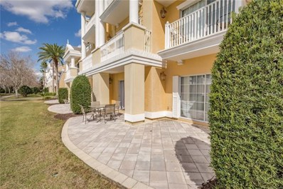 1322 Seven Eagles Court UNIT 102, Reunion, FL 34747 - MLS#: S5010040