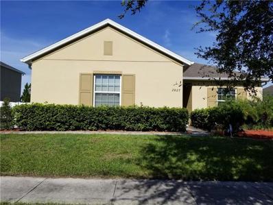 2827 Running Brook Circle, Kissimmee, FL 34744 - MLS#: S5010171