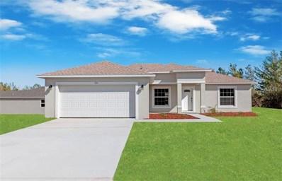 384 Hibiscus Drive, Poinciana, FL 34759 - MLS#: S5010192