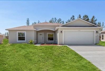 351 Gardenia Court, Poinciana, FL 34759 - MLS#: S5010199