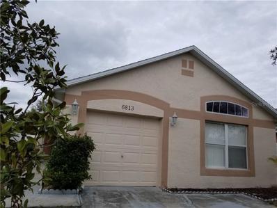 6813 Belmar Drive, Orlando, FL 32807 - MLS#: S5010411