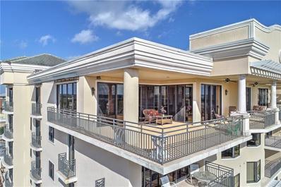 111 E Monument Avenue UNIT 801, Kissimmee, FL 34741 - MLS#: S5010438