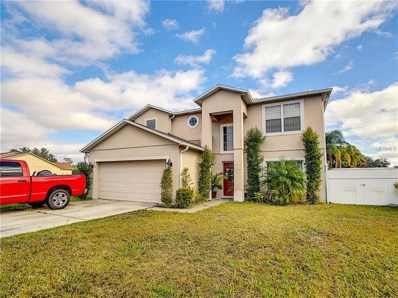 615 Reindeer Drive, Kissimmee, FL 34759 - MLS#: S5010809