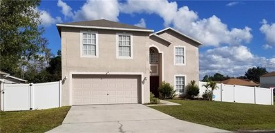 823 Mountbatten Lane, Kissimmee, FL 34758 - MLS#: S5010914