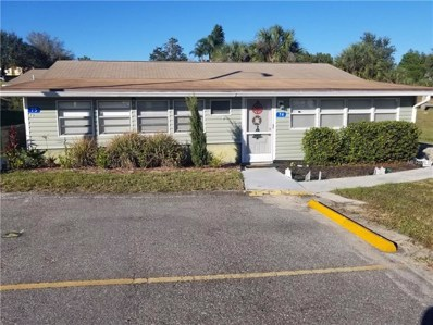 10301 Us Highway 27 -#75 UNIT HSB 6B, Clermont, FL 34711 - MLS#: S5011627