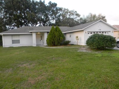458 Lark Court UNIT 1, Poinciana, FL 34759 - MLS#: S5013340