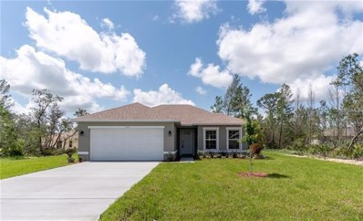 201 Begonia Place, Poinciana, FL 34759 - #: S5013482
