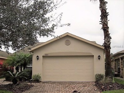 485 Grand Canal Drive, Poinciana, FL 34759 - #: S5013624