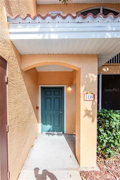 12414 Baleria Cv UNIT 108, Orlando, FL 32837 - #: S5013704