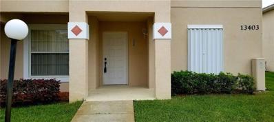 13403 Fairway Glen Drive UNIT 104, Orlando, FL 32824 - MLS#: S5015154