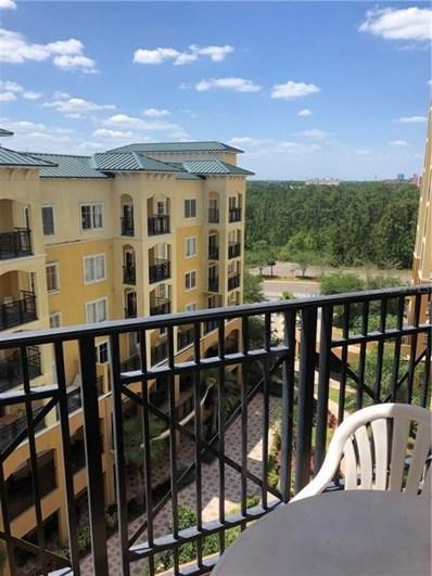 8101 Resort Village Drive UNIT 3702, Orlando, FL 32821 - MLS#: S5016627