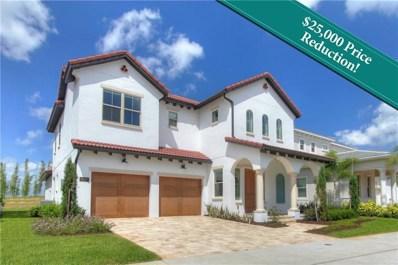 8367 Topsail Place, Winter Garden, FL 34787 - MLS#: S5017264