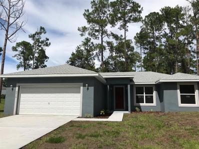 2510 Coachman Drive, Deltona, FL 32738 - MLS#: S5017745