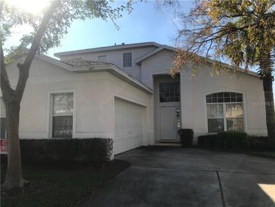 147 Julliard Boulevard, Davenport, FL 33897 - MLS#: S5017819