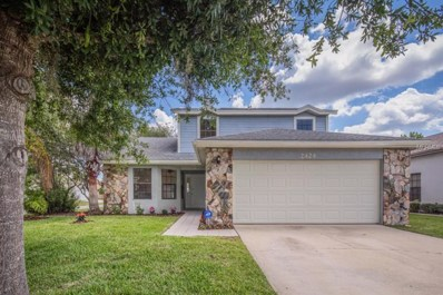 2424 Settlers Trail, Orlando, FL 32837 - MLS#: S5018078