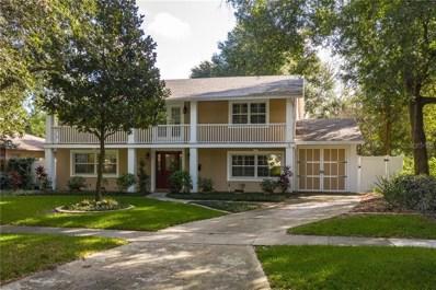 554 Fitzwalter Drive, Winter Park, FL 32792 - #: S5018221