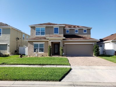 4702 Greycliff Prairie Drive, Kissimmee, FL 34758 - #: S5018392