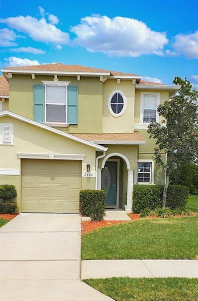 2480 Hassonite Street, Kissimmee, FL 34744 - #: S5018489