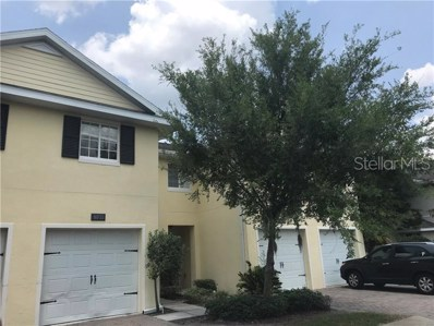 10733 Regent Square Drive UNIT 1806, Orlando, FL 32825 - MLS#: S5018977