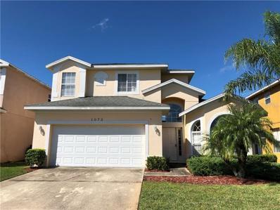 1073 Tourmaline Drive, Kissimmee, FL 34746 - #: S5019582