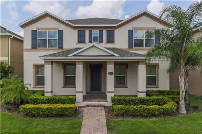 9034 Reflection Pointe Drive, Windermere, FL 34786 - #: S5023040