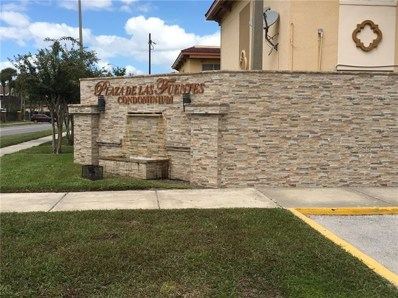 707 McDougall Court UNIT F-707, Orlando, FL 32809 - MLS#: S5023968