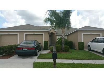 13355 Ashbark Court, Riverview, FL 33579 - MLS#: T2764984