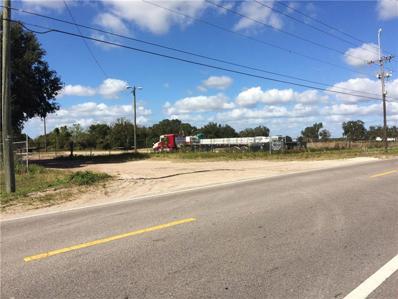 Turkey Creek Road, Plant City, FL 33566 - MLS#: T2790185