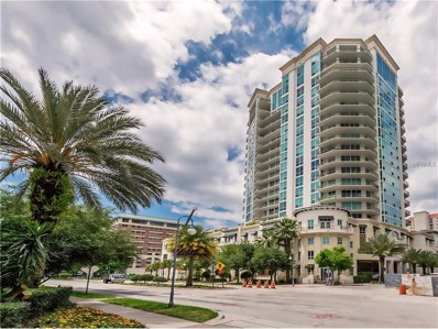 450 Knights Run Avenue UNIT 908, Tampa, FL 33602 - MLS#: T2817209
