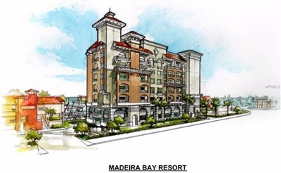 13115 Gulf Boulevard UNIT 1302, Madeira Beach, FL 33708 - MLS#: T2832024