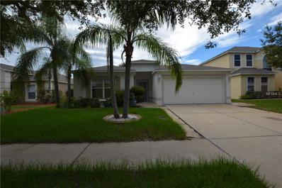 12936 Lake Vista Drive, Gibsonton, FL 33534 - MLS#: T2835399