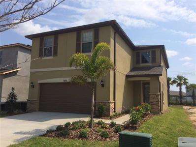 1515 Custer Bayou Street, Ruskin, FL 33570 - MLS#: T2846855