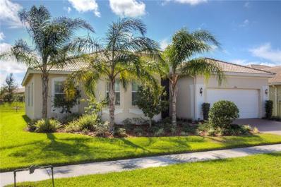 4965 Sapphire Sound Drive, Wimauma, FL 33598 - MLS#: T2856967