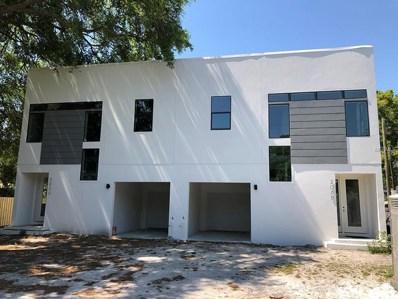 206 N Arrawana Avenue UNIT B, Tampa, FL 33609 - MLS#: T2859769