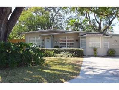 7464 Meadowlawn Drive N, St Petersburg, FL 33702 - MLS#: T2863349
