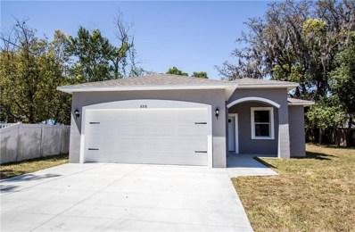 8318 N Greenwood Avenue, Tampa, FL 33617 - MLS#: T2866023