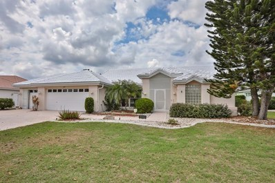 2113 Platinum Drive, Sun City Center, FL 33573 - MLS#: T2866315