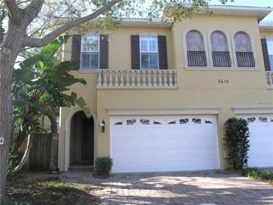 3410 W Barcelona Street UNIT 1, Tampa, FL 33629 - MLS#: T2869273