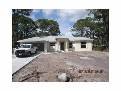 8294 Laskin Avenue, North Port, FL 34291 - MLS#: T2869566