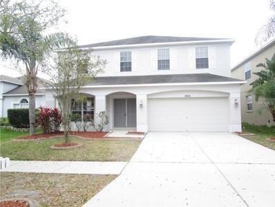 1933 Fruitridge Street, Brandon, FL 33510 - MLS#: T2869709