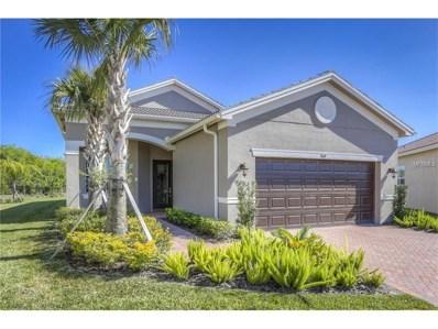 5109 Cobble Shores Way, Wimauma, FL 33598 - MLS#: T2870808