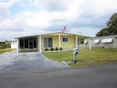 36807 Strand Drive, Zephyrhills, FL 33542 - MLS#: T2871507